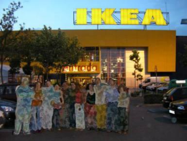 Surrelismo en IKEA